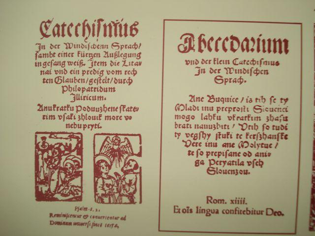 Dan reformacije – dan slovenske knjige