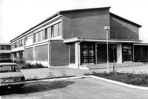Nova šola leta 1978.