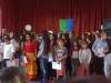 Srečanje romskih otrok iz preverjanja znanja iz romoloških tem