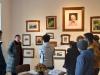 Učenci zgodovinarji v Pokrajinskem muzeju v Murski Soboti in razstavi