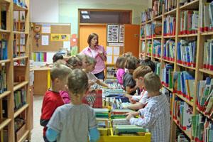 Knjižnica danes